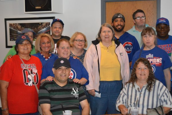 NAMI Fundraiser - Cubs Event