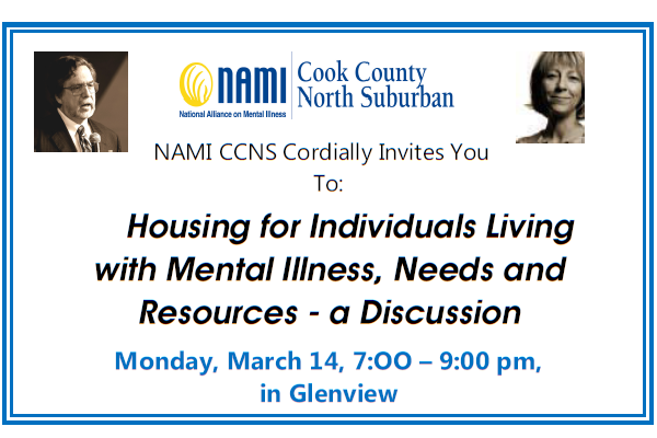 2016 NAMI CCNS Housing Educational Meeting