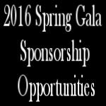 2016 NAMI CCNS Spring Gala - Sponsorship Opportunities