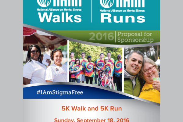 2016 NAMI CCNS Run and Walk !