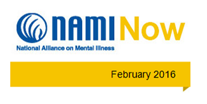 NAMI Now - news for Feb 2016
