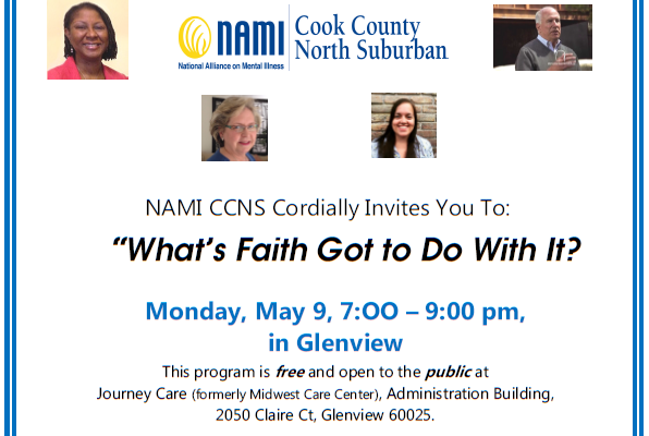 2016 NAMI CCNS May 9th Public Education Meeting