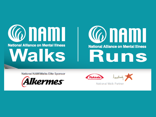 2016 walks promo1 2016 Sun. Sept. 18th NAMI 5K Walk and 5K Run! - *REGISTER TODAY*