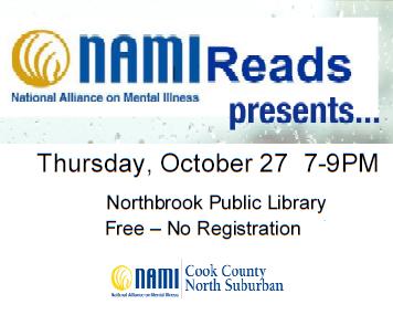 2016 nami reads oct 27 steve colori thumbnail 2016 NAMI Reads - Oct. 27 Northbrook - Steve Colori