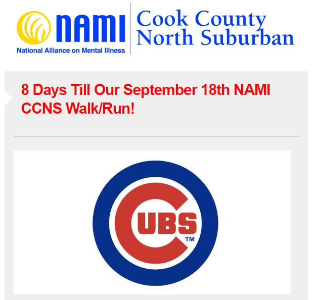 2016 namiccns sept18 walk run cubs promo1 walks screenshot CUBS PLAYOFF TICKET CONTEST!