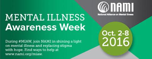 stigmafree feature miaw Mental Illness Awareness Week - Oct 2-8 2016