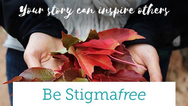 stigmafree header oct Be Stigma-Free - A NAMI National feature