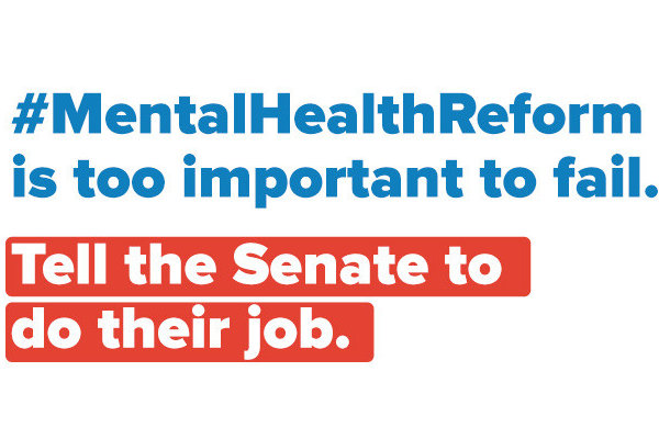 2016 namiccns mentalhealthreform nov14 Mental Health Reform is in danger of failing. Tell the Senate to act now!