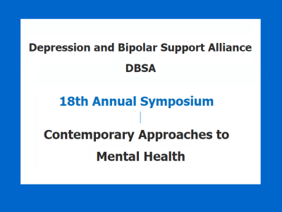 DBSA – Depression and Bipolar Support Alliance