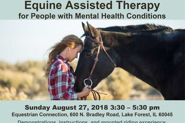 Horse Assisted Therapy with NAMI CCNS