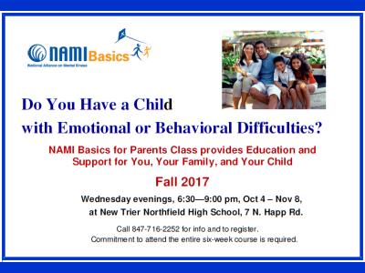 2017 NAMI CCNS Basics Fall