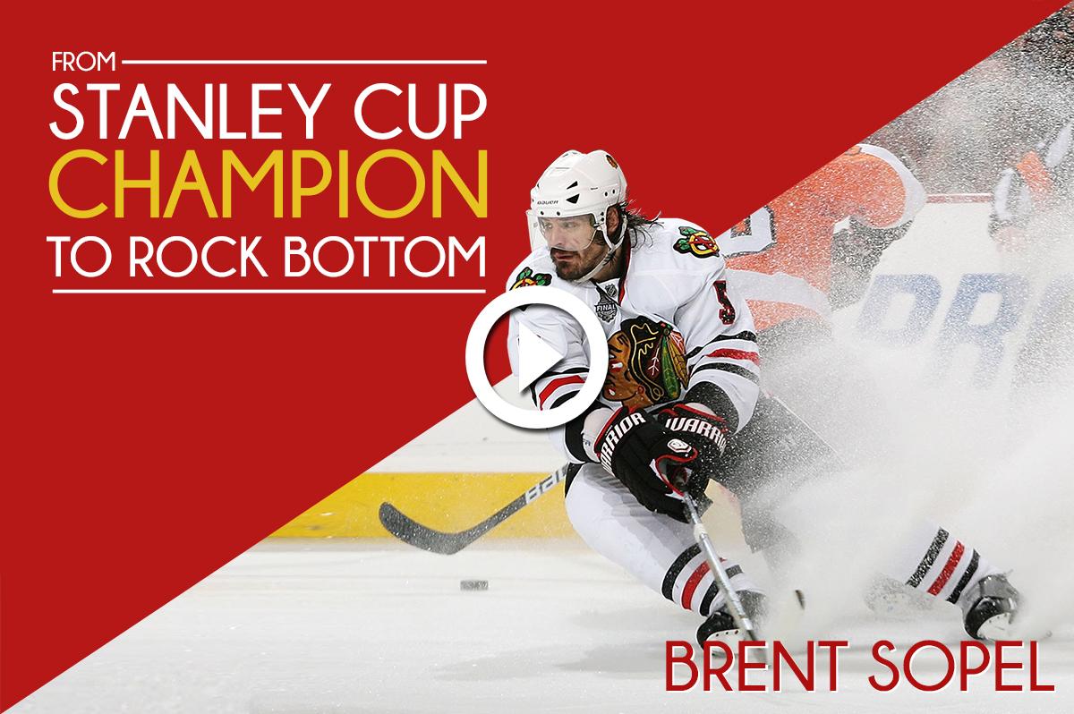 Brent Sopel Hockey NHL Dyslexia