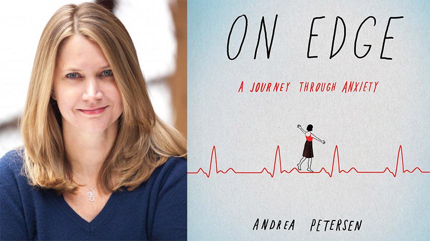 Andrea Petersen Author On Edge