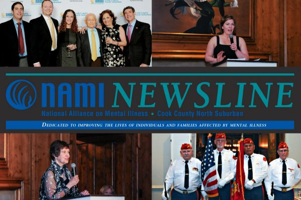 2018 NAMI Newsline Jan-May