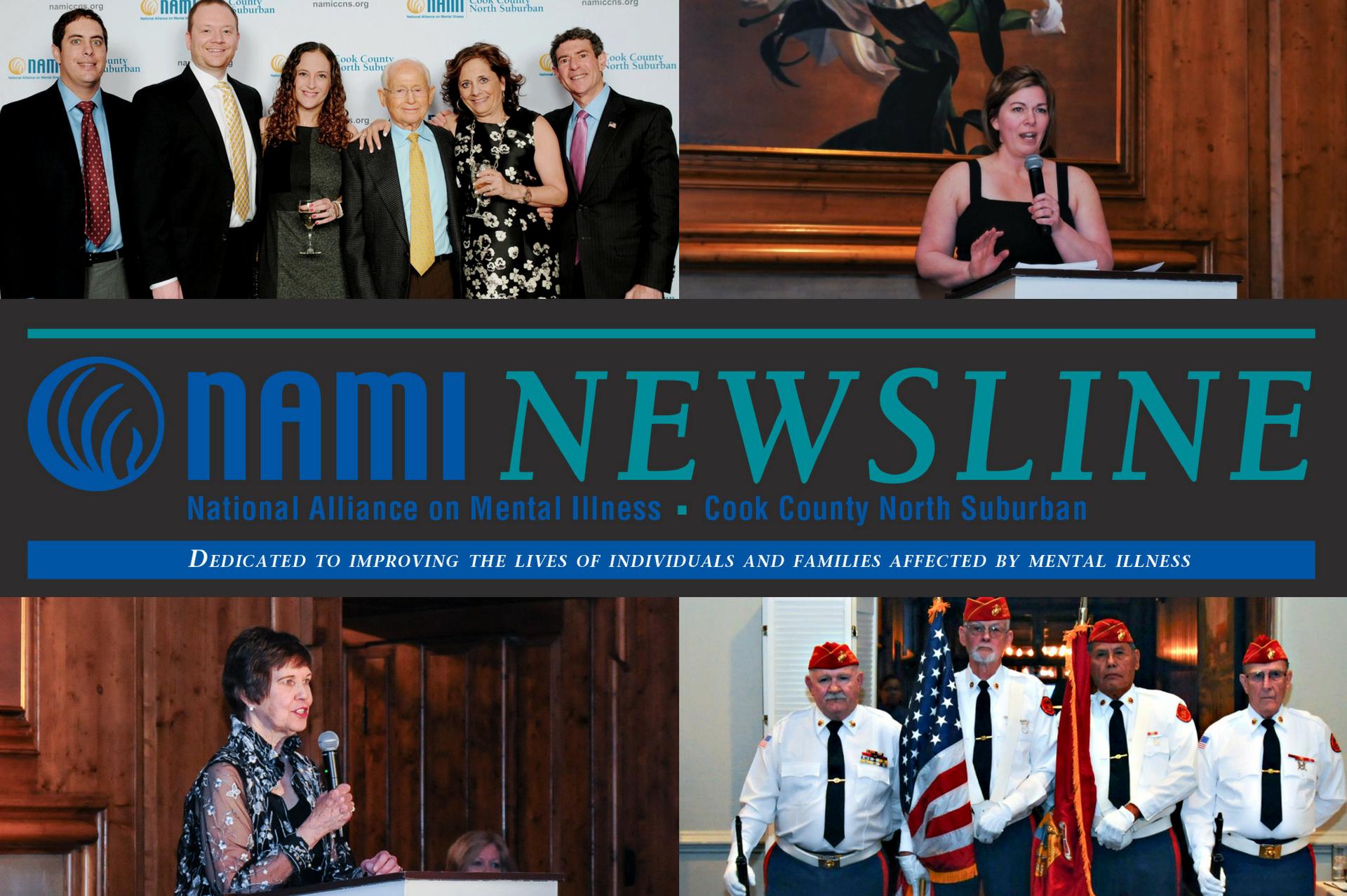 2018 NAMI Newsline Jan-May