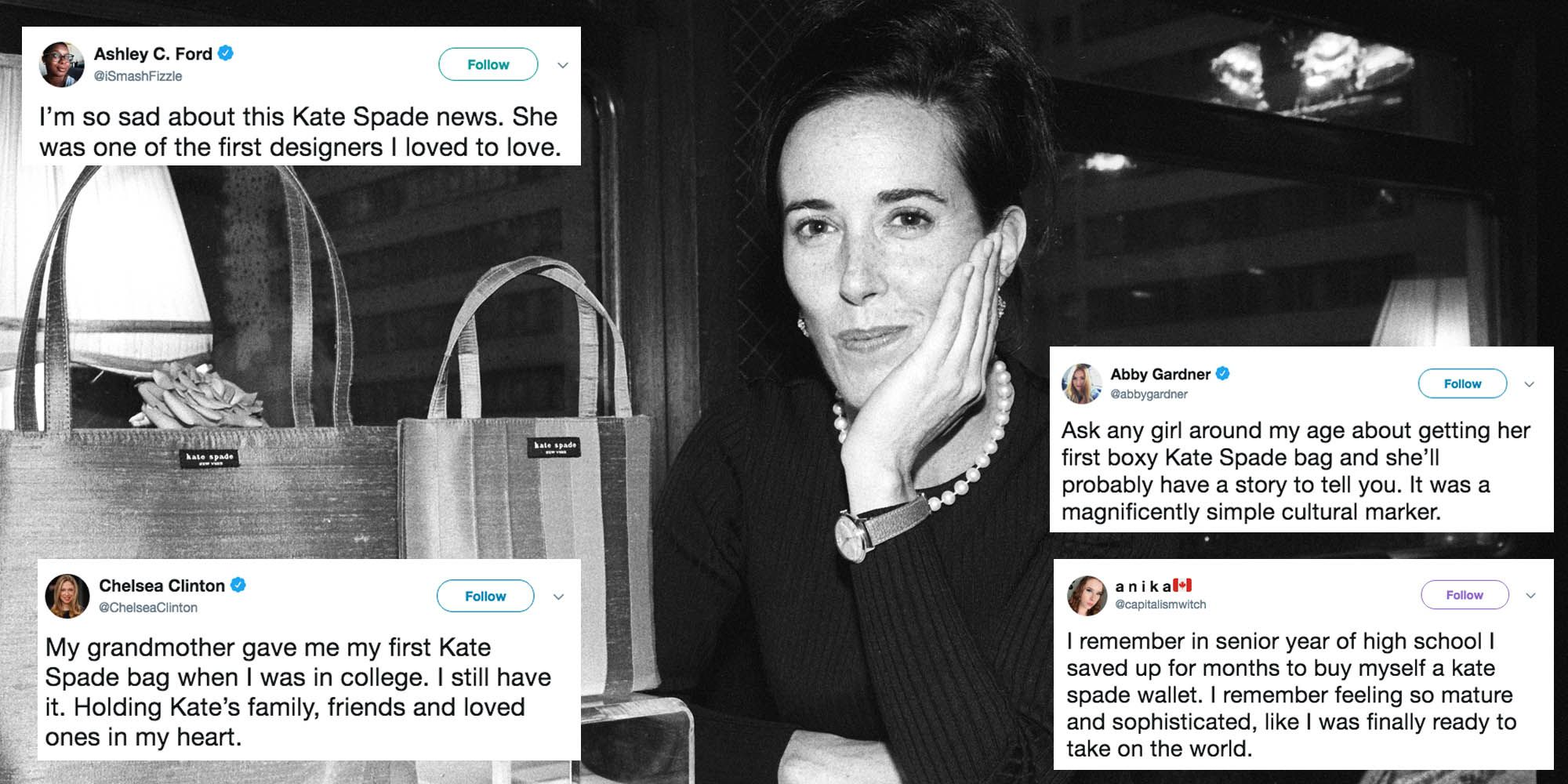 Kate Spade Remembered