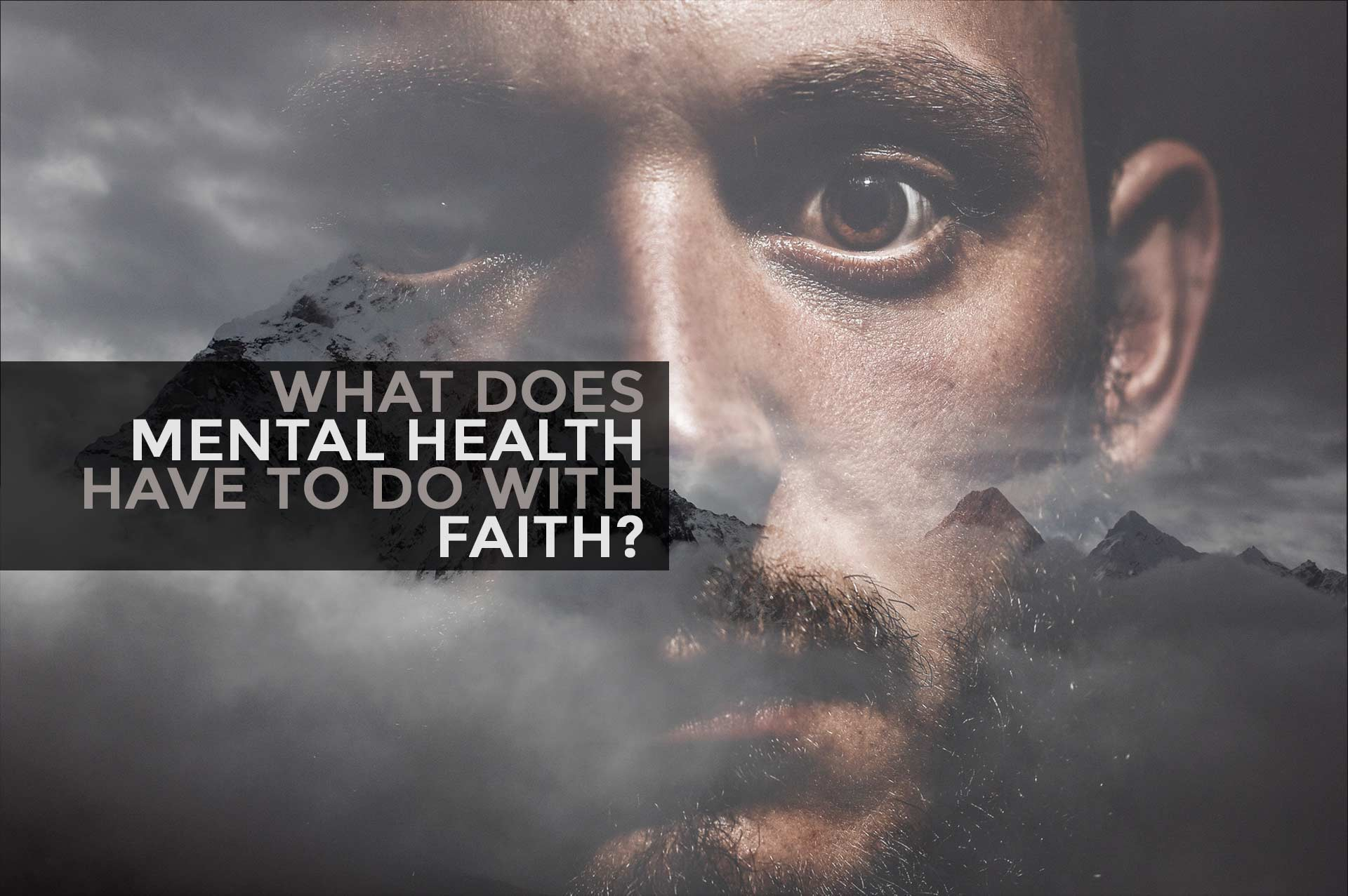 faith and mental health