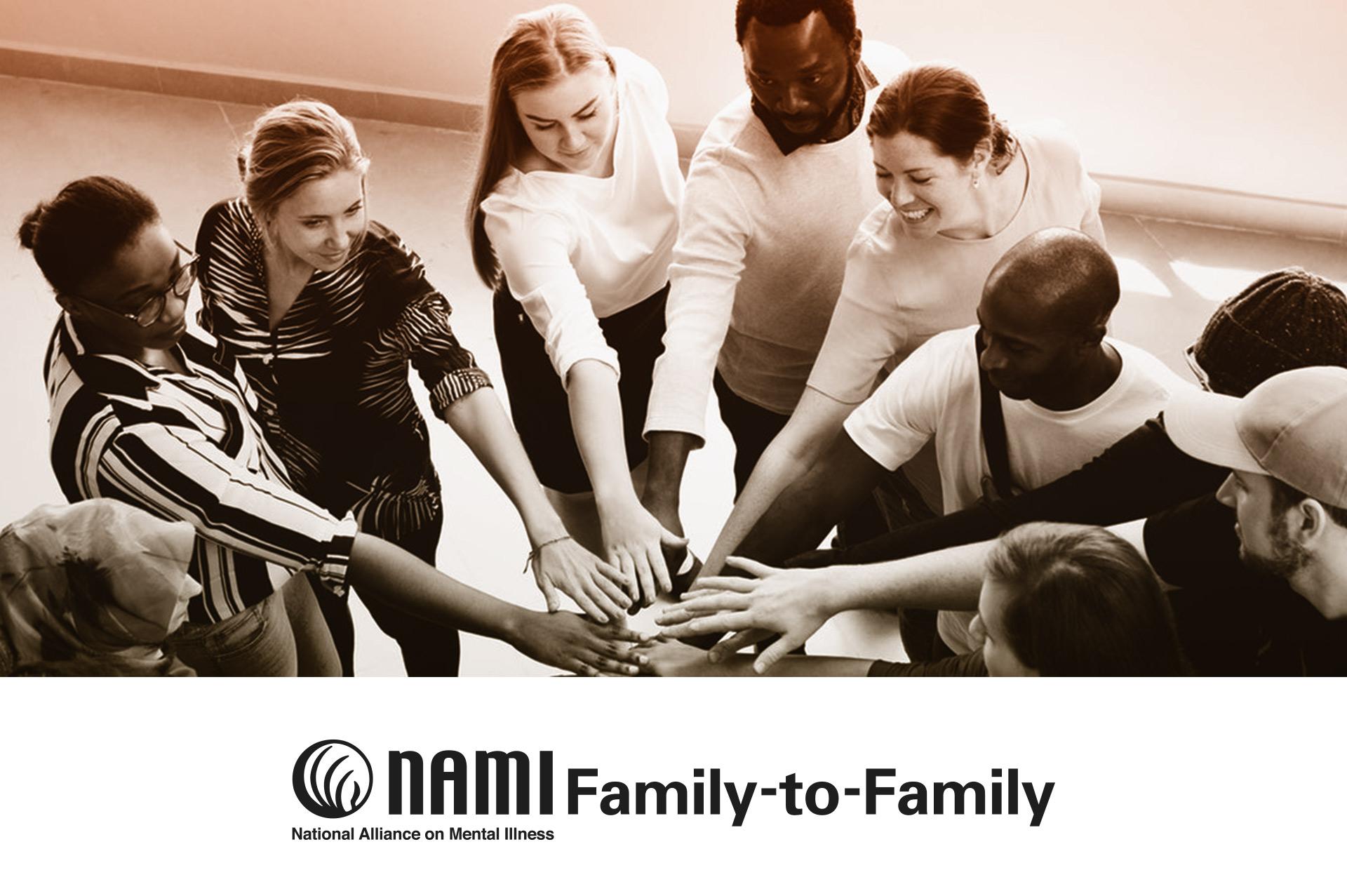 FAMILY TO FAMILY NAMI