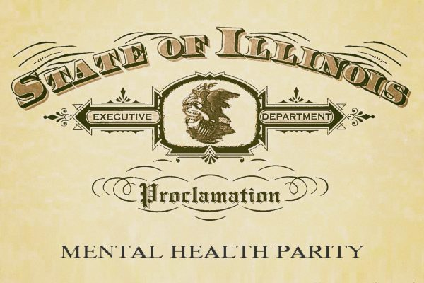Mental Health and Addiction Parity Month