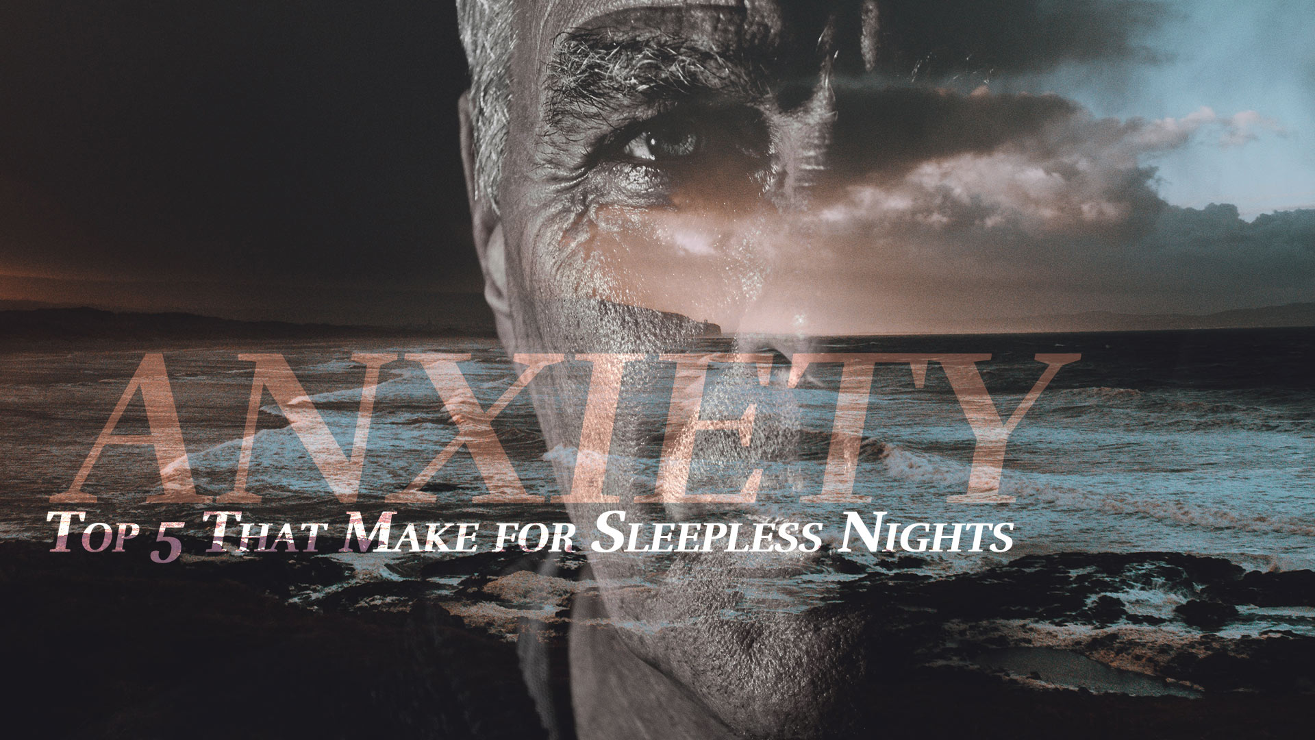 Top 5 Anxiety Disorders