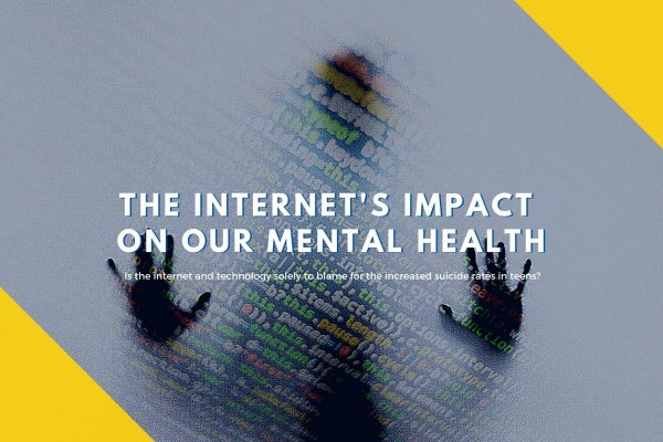 The Inteternet's Impact on our Mental Health