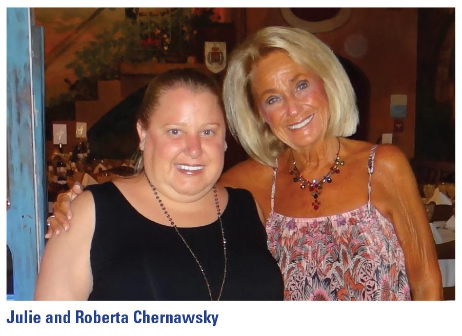 Julie & Roberta Chernawsky