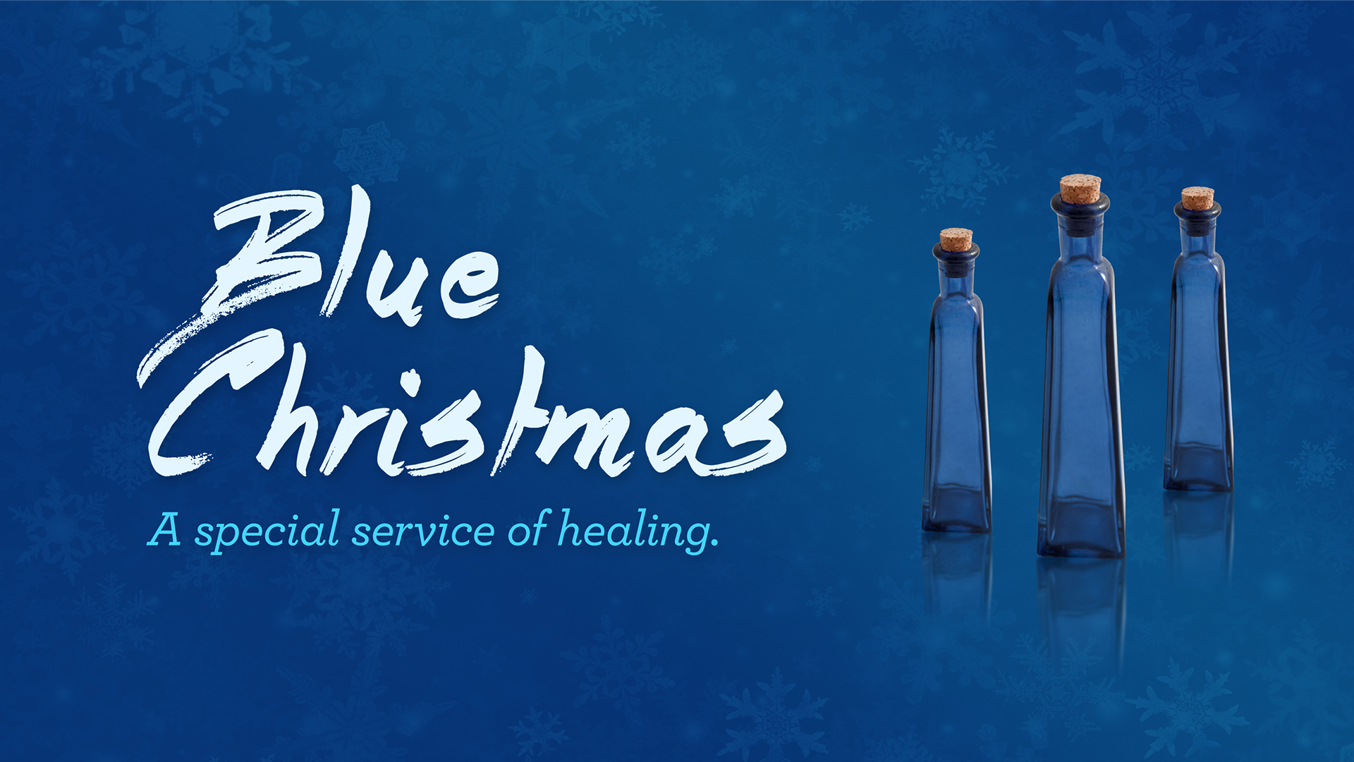 Blue Christmas Service | An Invitation to Cure Holiday ...