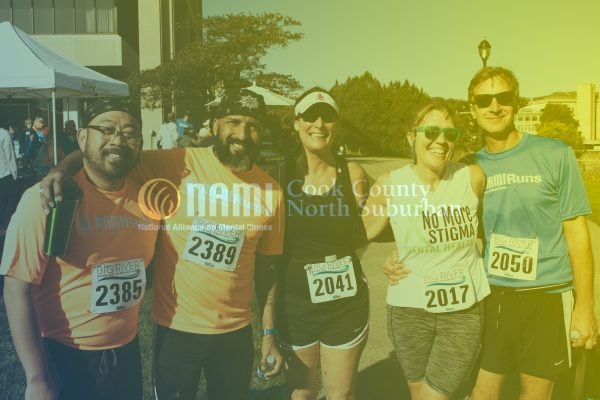 NAMI - COOK COUNTY 5K RUN WALK