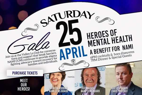 2020 NAMI GALA | Heroes of Mental Health