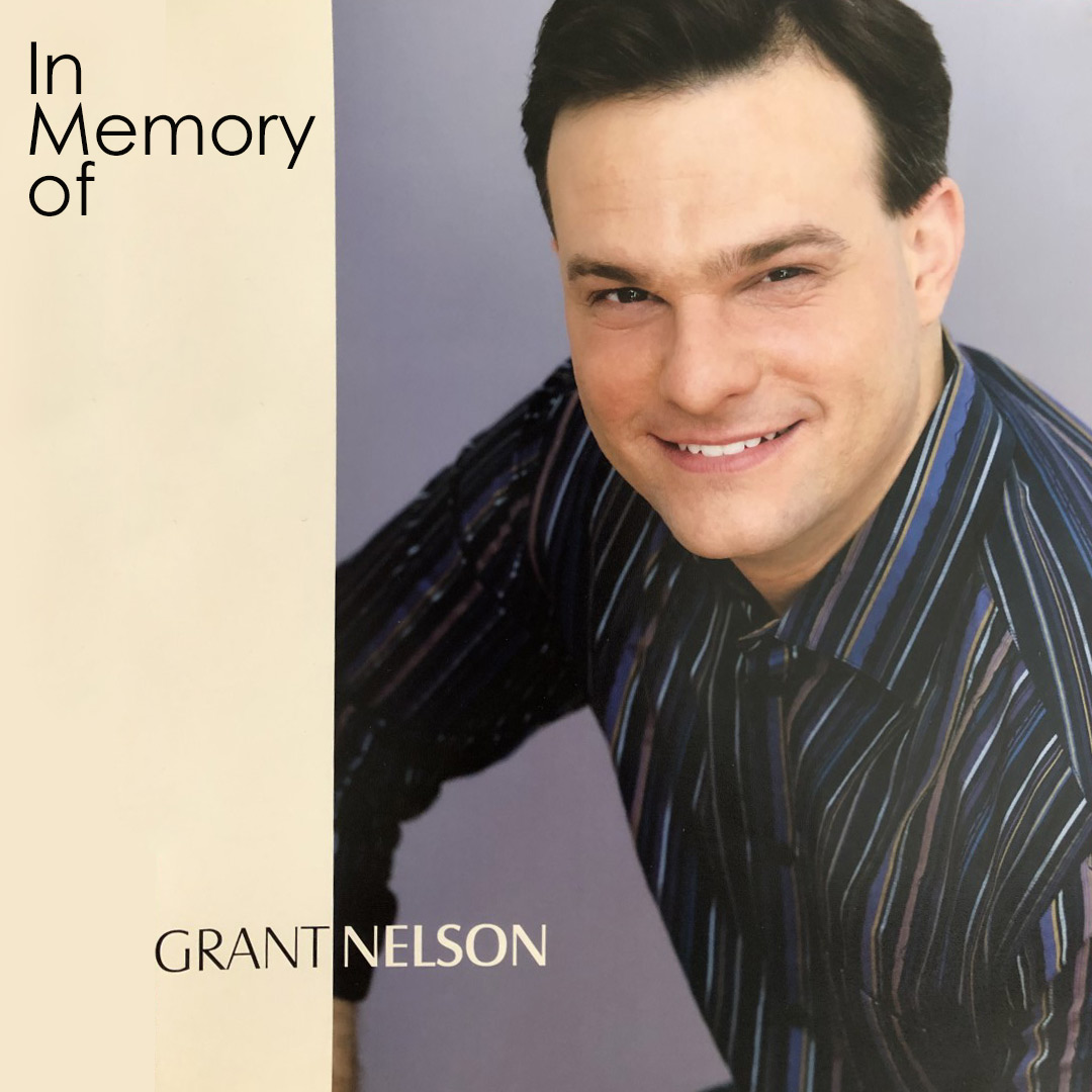 In Memory of Grant Nelson