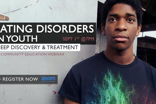 eating disorders in youth webinar