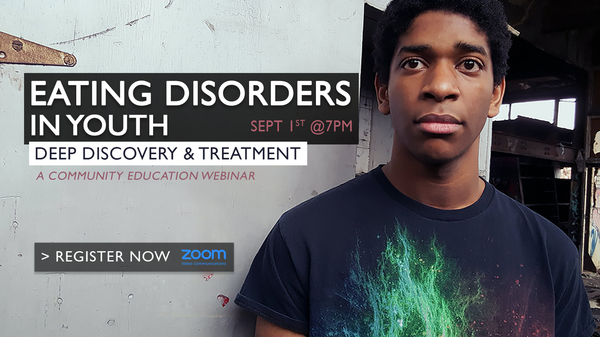eating disorders in youth webinar
