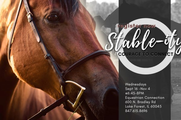 Equestrian Connection Courage to Connect
