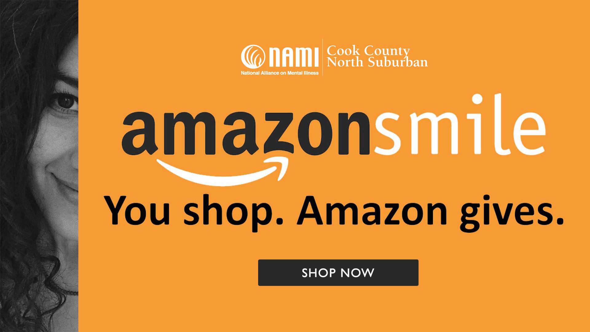 NAMI Cook County North Suburban NAMI CCNS Amazon Smile