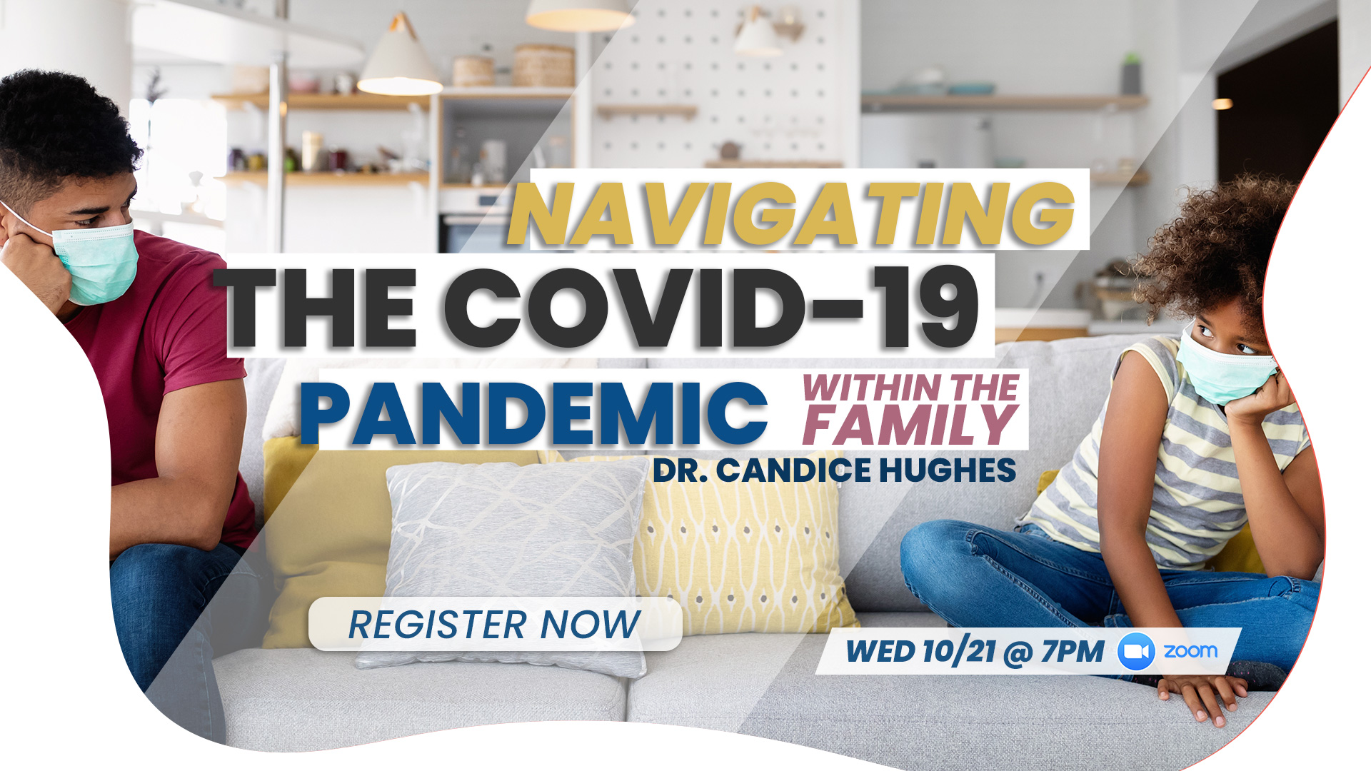 Navigating the COVID-19 Pandemic Within the Family | Mental Health Challenges, Coping & Resilience